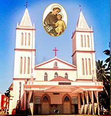 St.Antonys church_doranahalli